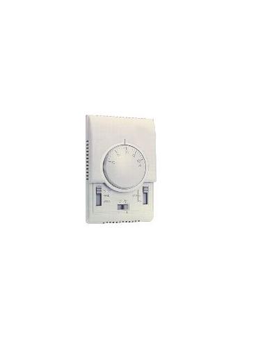 Termostato meccanico per fan coil a 3...