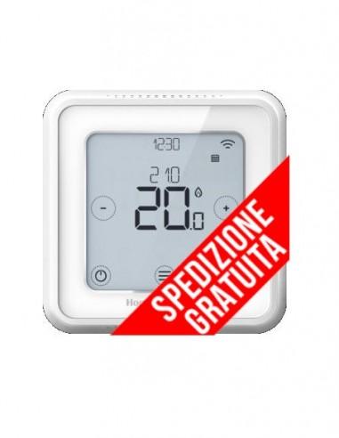 Cronotermostato T6 - Bianco - Cablato...